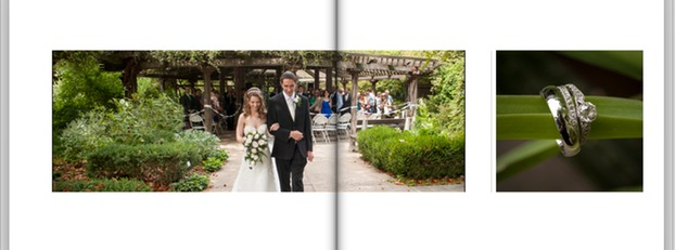 Wedding Book Page One 2